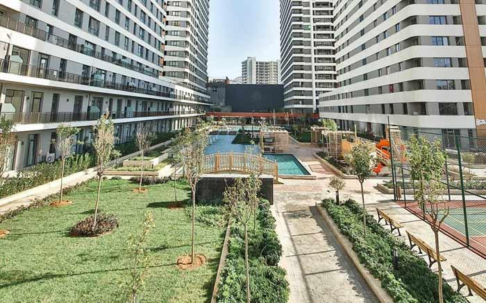 خرید خانه در استانبول Babacan Premium