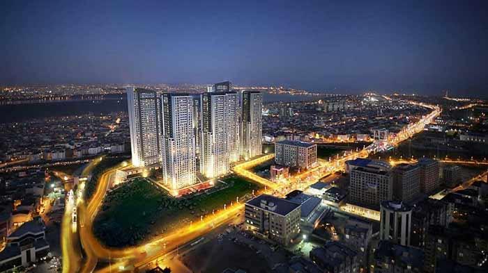 خرید ملک در استانبول پروژه NLOGO