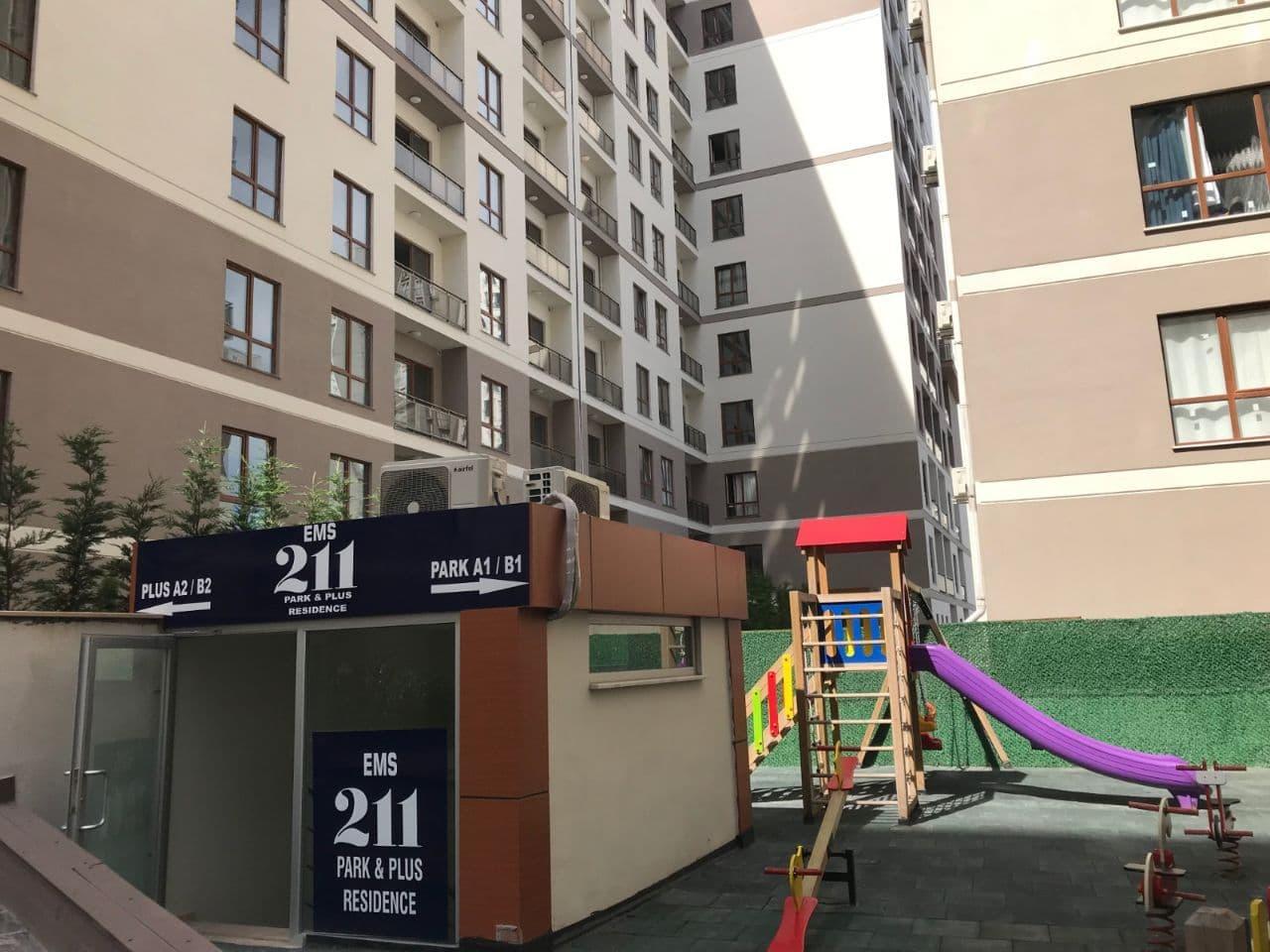 خرید خانه دست دوم در استانبول EMS 211