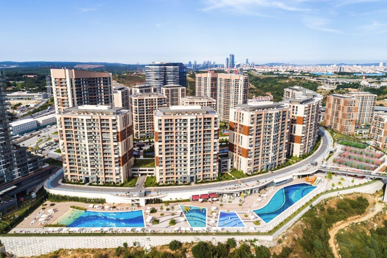 خرید خانه در استانبول LEVENT 5