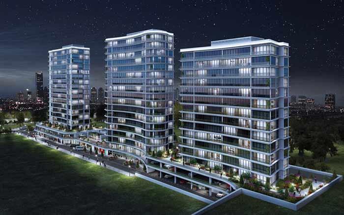 خرید خانه در استانبول پروژه TOYA NEXT