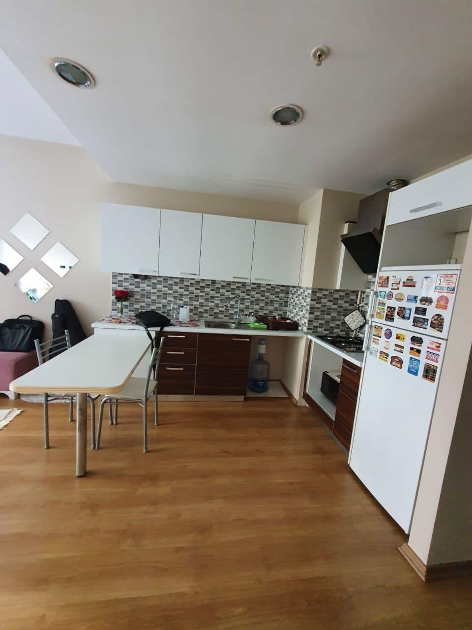اجاره خانه در استانبول یکخوابه بیلیکدوزو