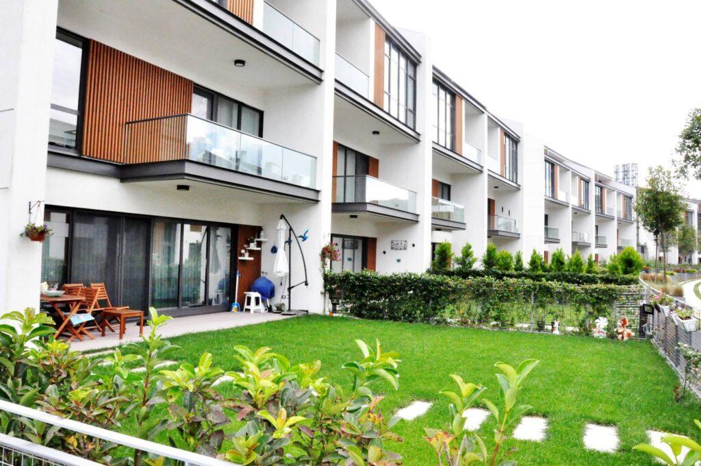 خانه ویلایی لاکچری در استانبول
